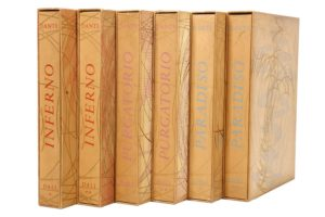 Chiswick Auctions Dali Dante volumes 9