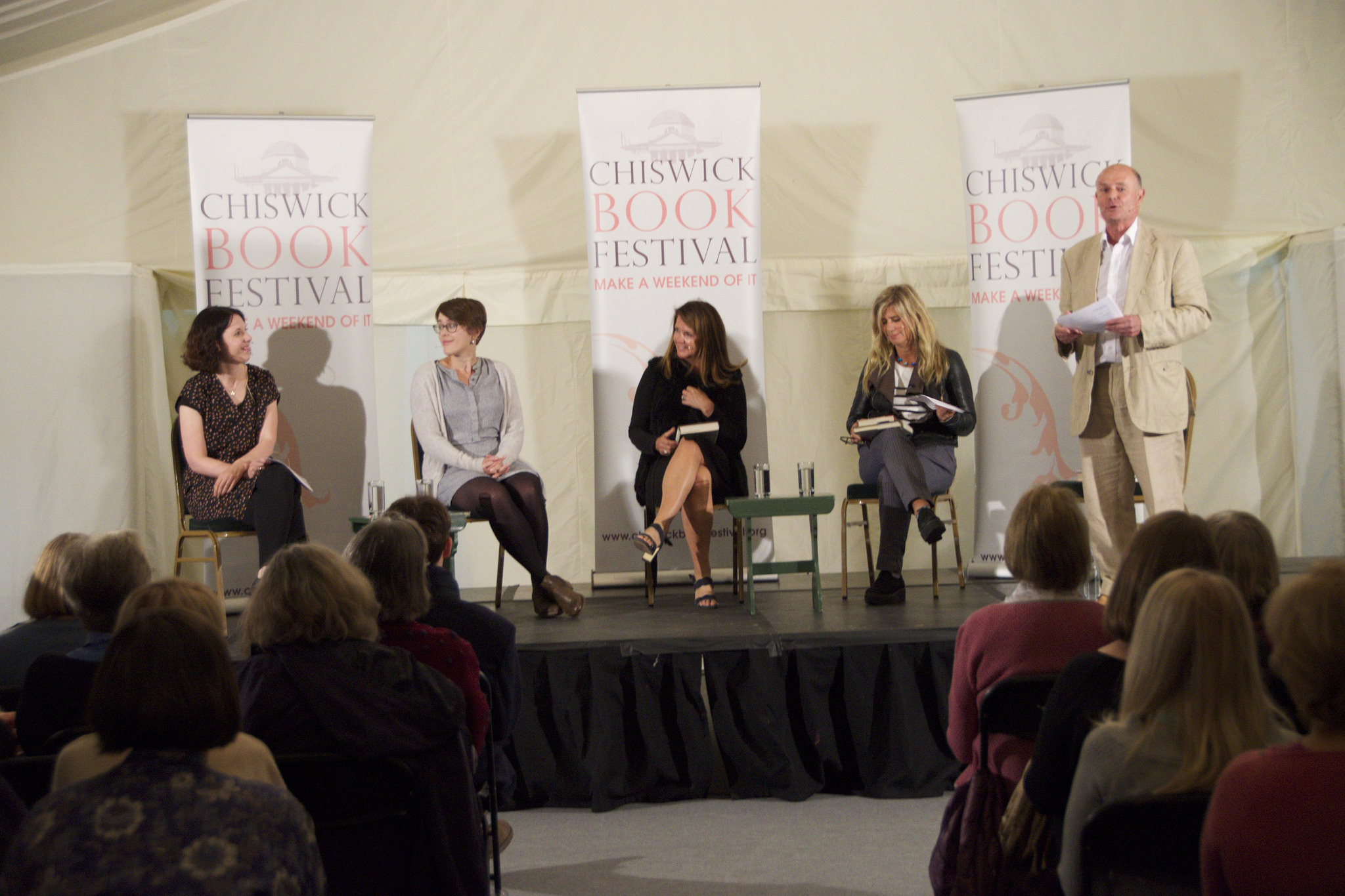 An Evening with Jane Austen at Chiswick House